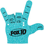 18 inch Adjustable Foam Hand